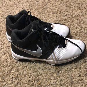 Nike basketball shoes size 10.5